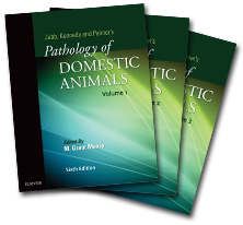 Jubb, Kennedy & Palmer's Pathology of Domestic Animals, 6th Edition